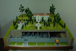 Архитектурные макеты зданий своими руками